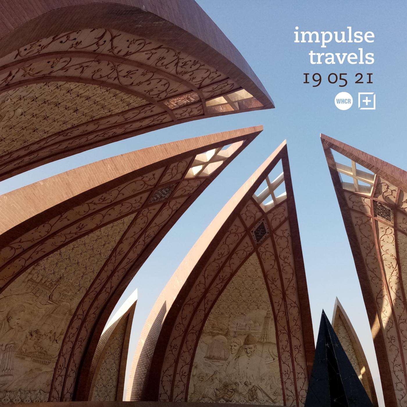 impulse travels radio show w/ dj lil tiger + empanadamn