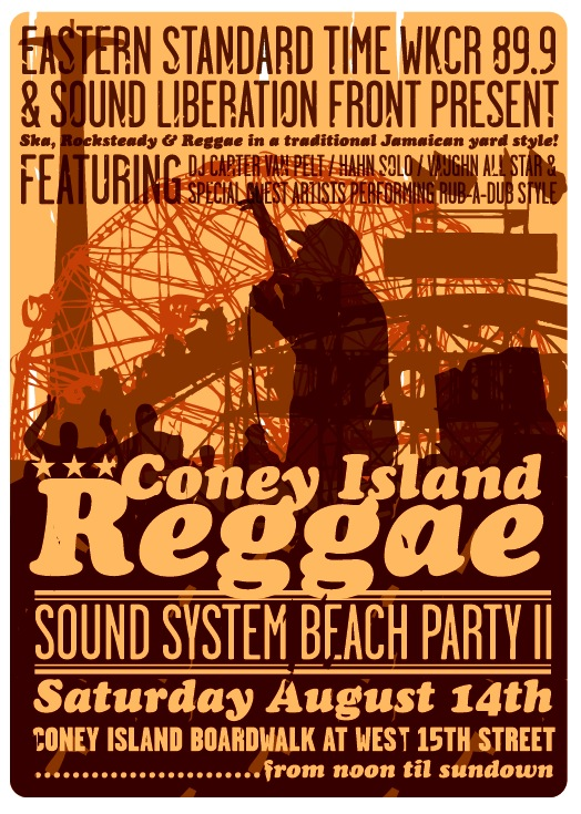 Reggae On The Beach  Coney Island