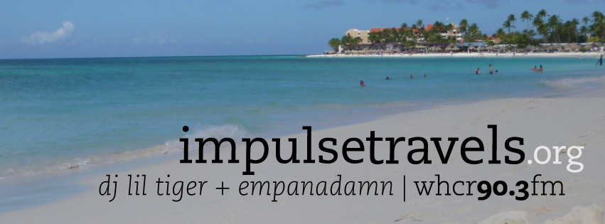 impulse travels radio show w/ empanadamn