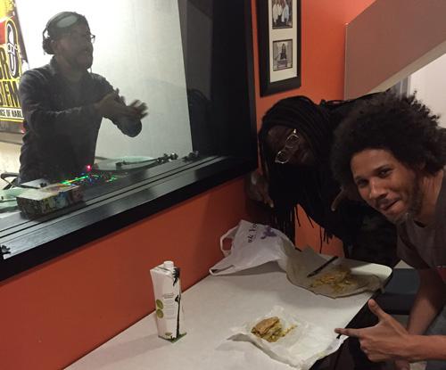 #RotiAndRadio in Harlem