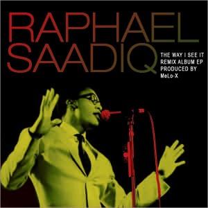 Raphael Saadiq x Melo-X(?)