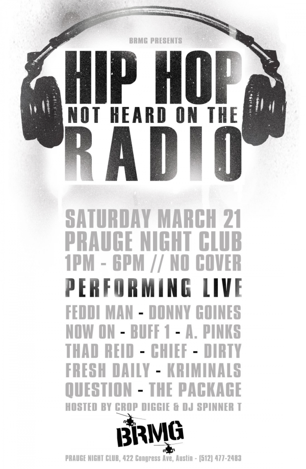 Hip-Hop Radio III by TheBRMG
